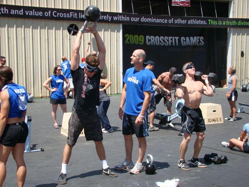 Crossfit Games 2009 021